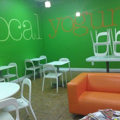 Photo taken at Local Yogurt by LiLi on 6/9/2013