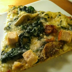 Photo taken at California Pizza Kitchen by Jackie C. on 12/16/2012