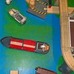 Photo taken at Treasure Island Toys by Cheryl on 4/29/2015