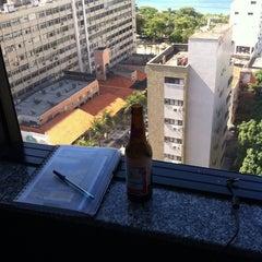 Photo taken at Spazzio Hotel Residence Fortaleza by Joana P. on 10/31/2014
