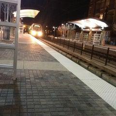 Photo taken at Baylor Medical Center Station (DART Rail) by Leo M. on 2/3/2013