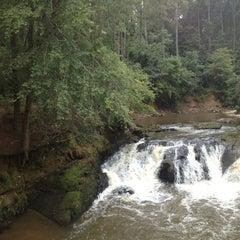 Photo taken at Savannah Rapids by John H. on 8/24/2013