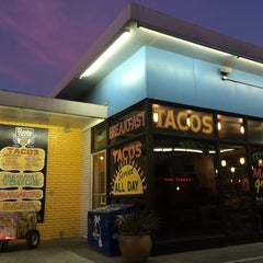 Photo taken at Rusty Taco by Kimball A. on 1/28/2015