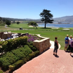 Photo taken at The Lodge at Pebble Beach by Kimball A. on 6/29/2013