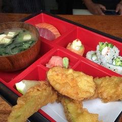Photo taken at Takumi Japanese Diner by Jaap-Henk K. on 5/9/2014