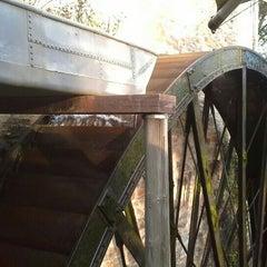 Photo taken at Bridgewater Mill by AMBLER on 10/9/2015