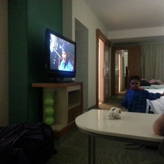 Photo taken at SpringHill Suites by Marriott by Alon H. on 12/23/2012