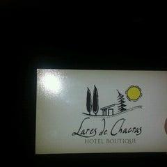 Foto tomada en Lares De Chacras Hotel Mendoza por Ruben el 11/21/2012
