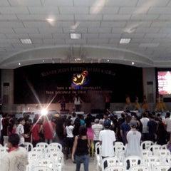 Photo taken at Igreja da Paz by Natasha E. on 9/20/2014