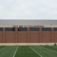 Photo taken at Highers Athletics Complex by Allan S. on 4/5/2014