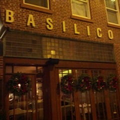 Photo taken at Basilico by Brynne Z. on 12/16/2012