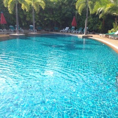 Photo taken at Timber House Resort Krabi by Sornchol P. on 4/27/2014