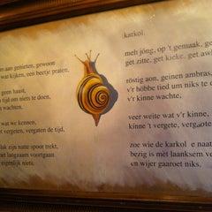 Photo taken at Cafe In de karkol by Dick D. on 11/19/2012