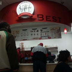 Photo taken at Oberweis Dairy & That Burger Joint by Paul L. on 10/23/2012
