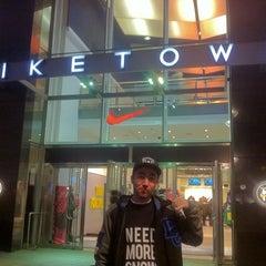 Photo taken at Niketown Berlin by Стас Г. on 2/16/2013