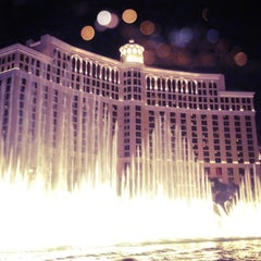 Photo taken at Bellagio Hotel & Casino by Kayla B. on 7/15/2013