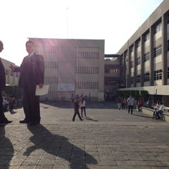 Photo taken at UNITEC by Cristhian C. on 5/23/2013