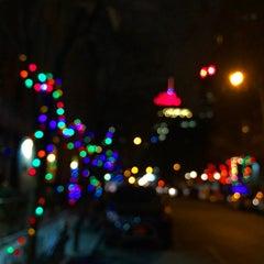 Photo taken at Hudson Yards Cafe by Zi G. on 12/18/2014