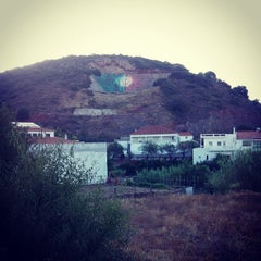 Photo taken at Alte by Nuno C. on 8/10/2014