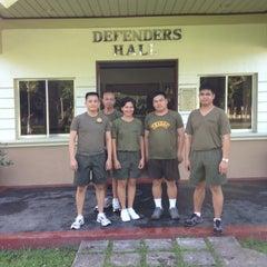 Photo taken at Capas National Shrine by John C. on 11/14/2012