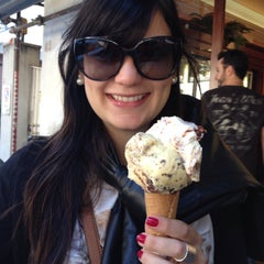 Photo taken at Gelateria De' Medici by Ana L. on 3/30/2014