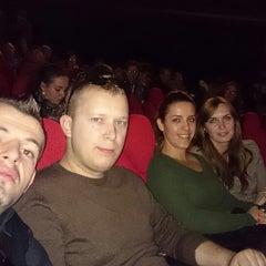 Photo taken at Cineplexx by Alexandar P. on 12/11/2013