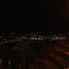 Photo taken at Cerro Espiritu Santo by Gabi R. on 1/6/2013