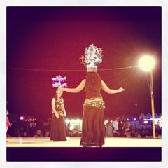 Photo taken at Safari Desert Camp by Aijana on 12/5/2012