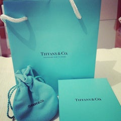 Photo taken at Tiffany & Co. by Betina M. on 3/11/2013