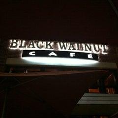 Photo taken at Black Walnut Café - The Woodlands by Azalea W. on 9/29/2012