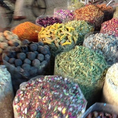 Photo taken at Spice Souq سوق البهارات by Chad L. on 1/2/2013