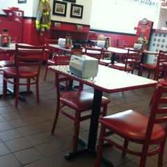 Photo taken at Firehouse Subs by Megan E. on 10/7/2012