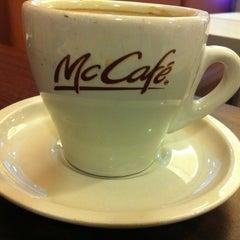 Photo taken at McCafé by Re L. on 1/8/2013