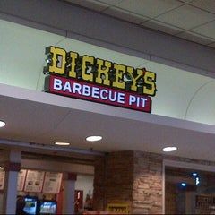 Photo taken at Dickey's Barbecue Pit by B n H on 3/2/2013
