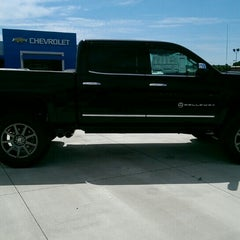 Photo taken at Dick Shirley Chevrolet by Jim D. on 8/4/2015