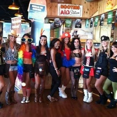 Photo taken at Hooters by Devyn W. on 11/1/2012