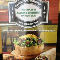 Photo taken at Moe's Southwest Grill by Mary P. on 7/18/2013