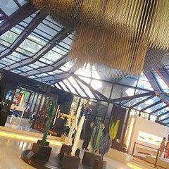 Photo taken at Tivoli São Paulo - Mofarrej by Thiago M. on 10/29/2012