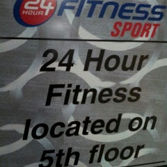 Photo taken at 24 Hour Fitness by Homing T. on 7/2/2013