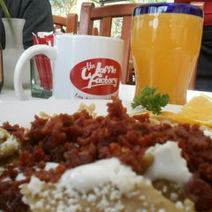 Photo taken at The Waffle Factory by Beto R. on 6/10/2013