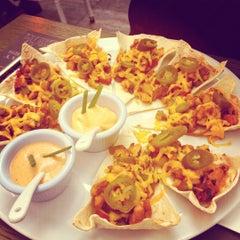 Photo taken at Nook Cafe & Restaurant by Ümran U. on 11/25/2012