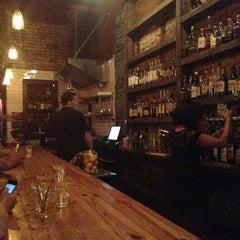 Photo taken at Black Whiskey by benjamin d. on 6/19/2013
