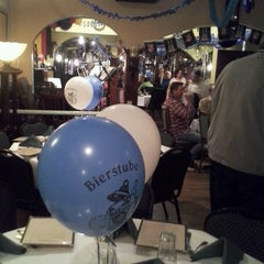 Photo taken at Edelweiss German/American Restaurant by Lori K. on 10/24/2014