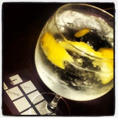 Photo taken at i Lounge Bar by Guilherme M. on 3/8/2014