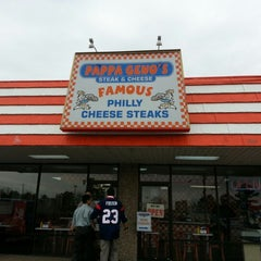 Photo taken at Pappa Geno's Steak & Cheese by Kurt N. on 12/10/2012