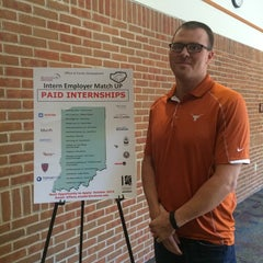 Photo taken at Indiana Wesleyan University by Nathan F. on 8/28/2014