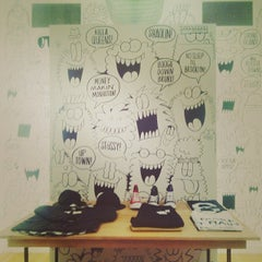 Photo taken at Stussy New York by Ksenia S. on 12/25/2013