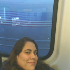 Photo taken at Metro North / NJT - Suffern Station (MBPJ) by Tanya F. on 11/23/2012