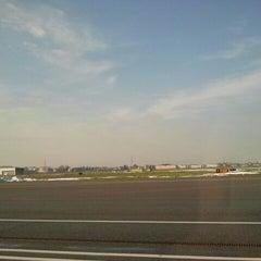 "Photo taken at Aeroporto di Parma ""Giuseppe Verdi"" (PMF) by Rocco V. on 1/25/2013"