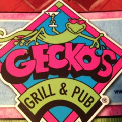 Photo taken at Gecko's by Melissa M. on 7/23/2013